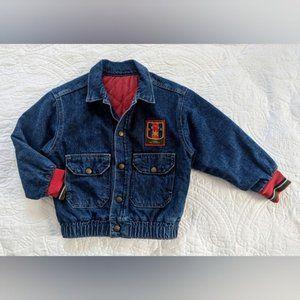 Vintage little Levi's | denim jacket | kids 6